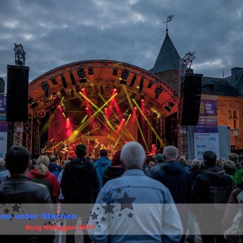 Bühne unter Sternen 2017