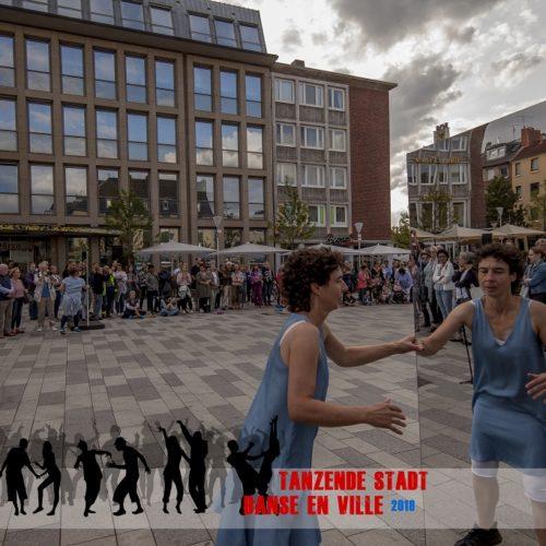 Tanzende Stadt 2018