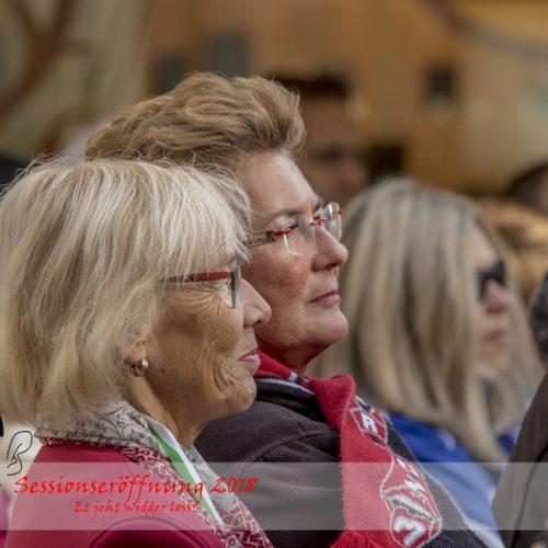 Sessionseröffnung närrisches Düren 2018-19