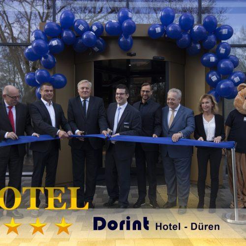 Eröffnung Dorint Hotel Düren